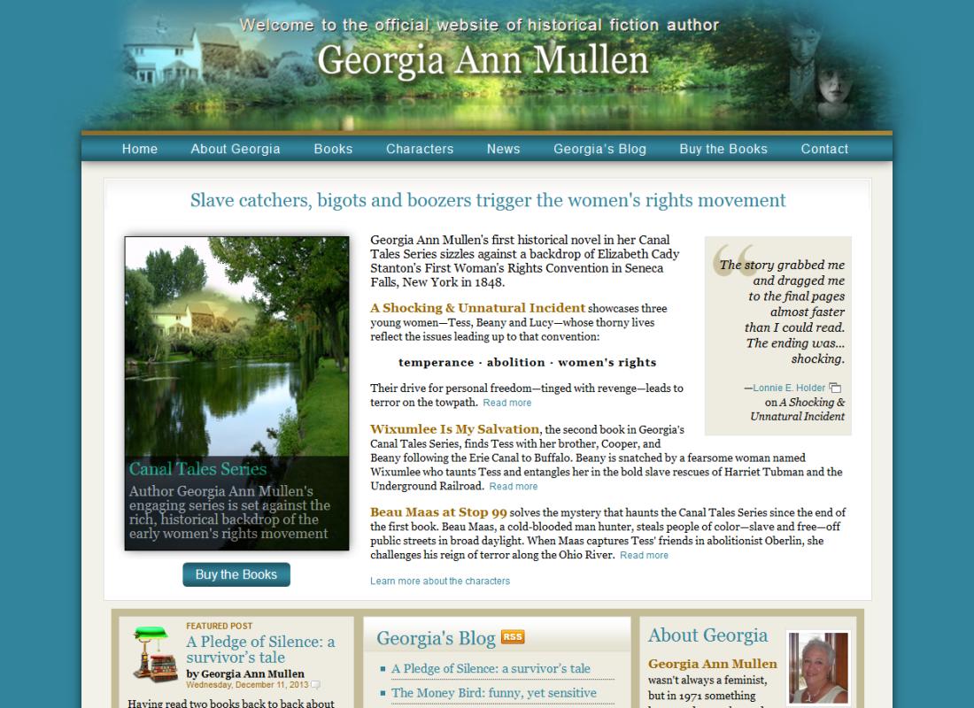 Georgia Ann Mullen