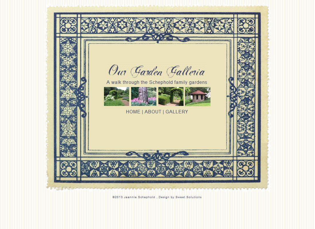 Our Garden Galleria