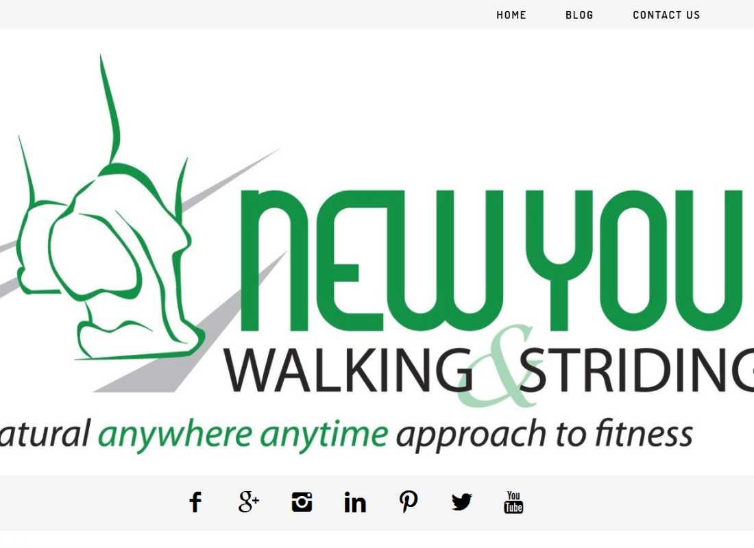 New You Walking & Striding