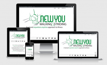 New You Walking and Striding