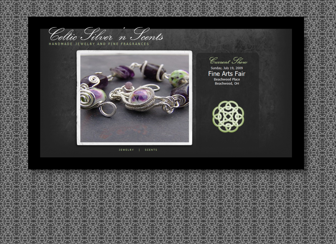 Celtic Silver and Scents