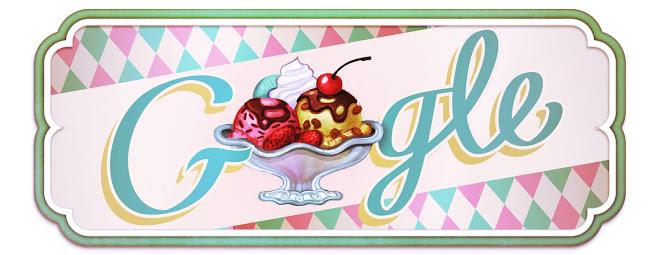 Google celebrates ice cream sundae anniversary