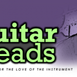 Custom banner for GuitarHeads Facebook page